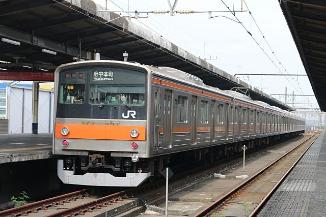 「雨風に弱い」や「ギャンブル電車」と呼ばれる武蔵野線