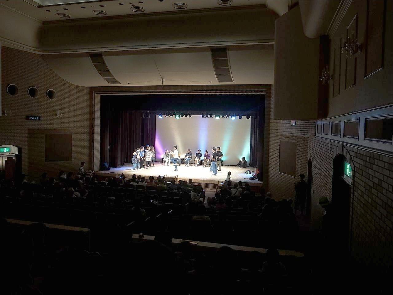 昨年の行われた越谷サンシティホールでのGOOD TIMES DANCE ACADEMYさんのダンスイベントです!