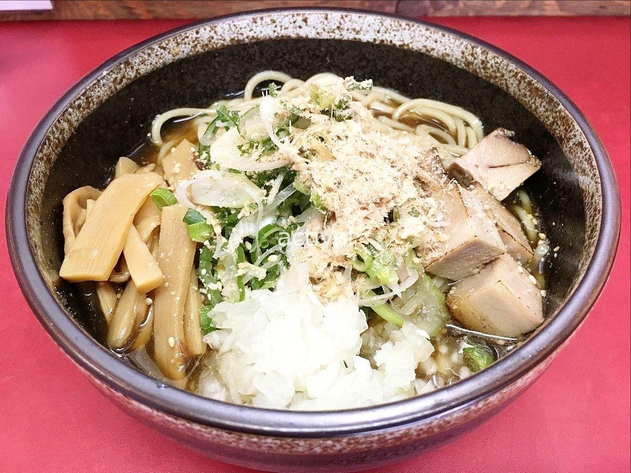 暑い夏でもおいしい「自家製麺 義匠 森田製麺所」の「冷製出汁らぁ麺」