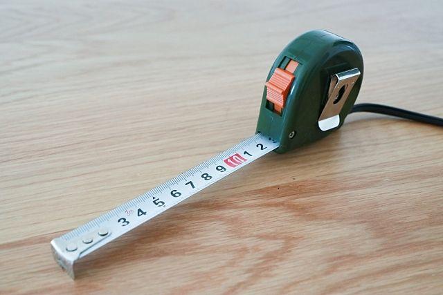 メジャー・巻尺 ~月極駐車場の管理・業務で使う道具・使用例⑭~