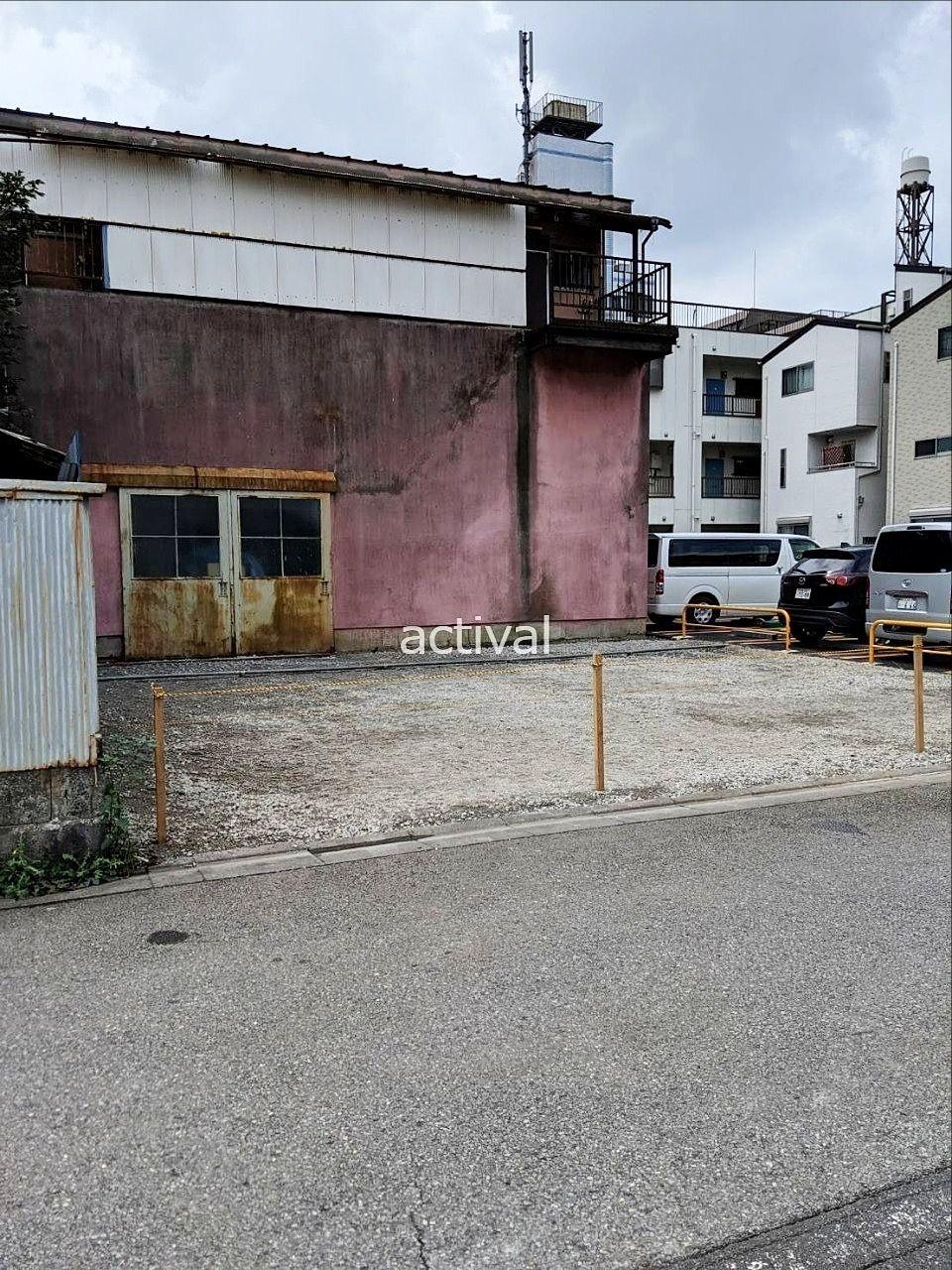 倉庫を解体(壊して)月極駐車場になりました!