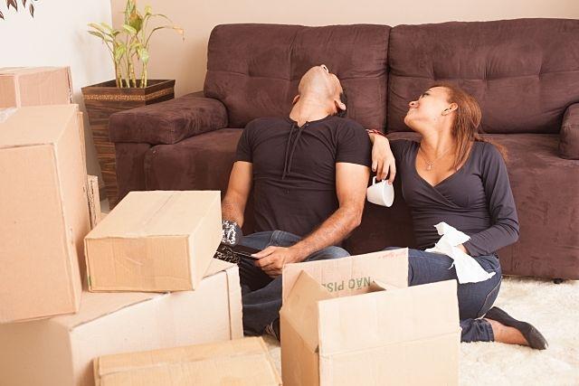 売却物件内にある荷物(残置物)を自分で片付けた売主と業者に頼んで片付けた売主 ~不動産売却での事例57~