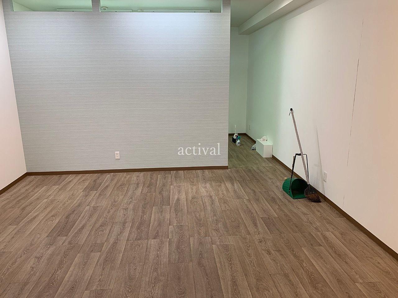 貸店舗の清掃完了です!