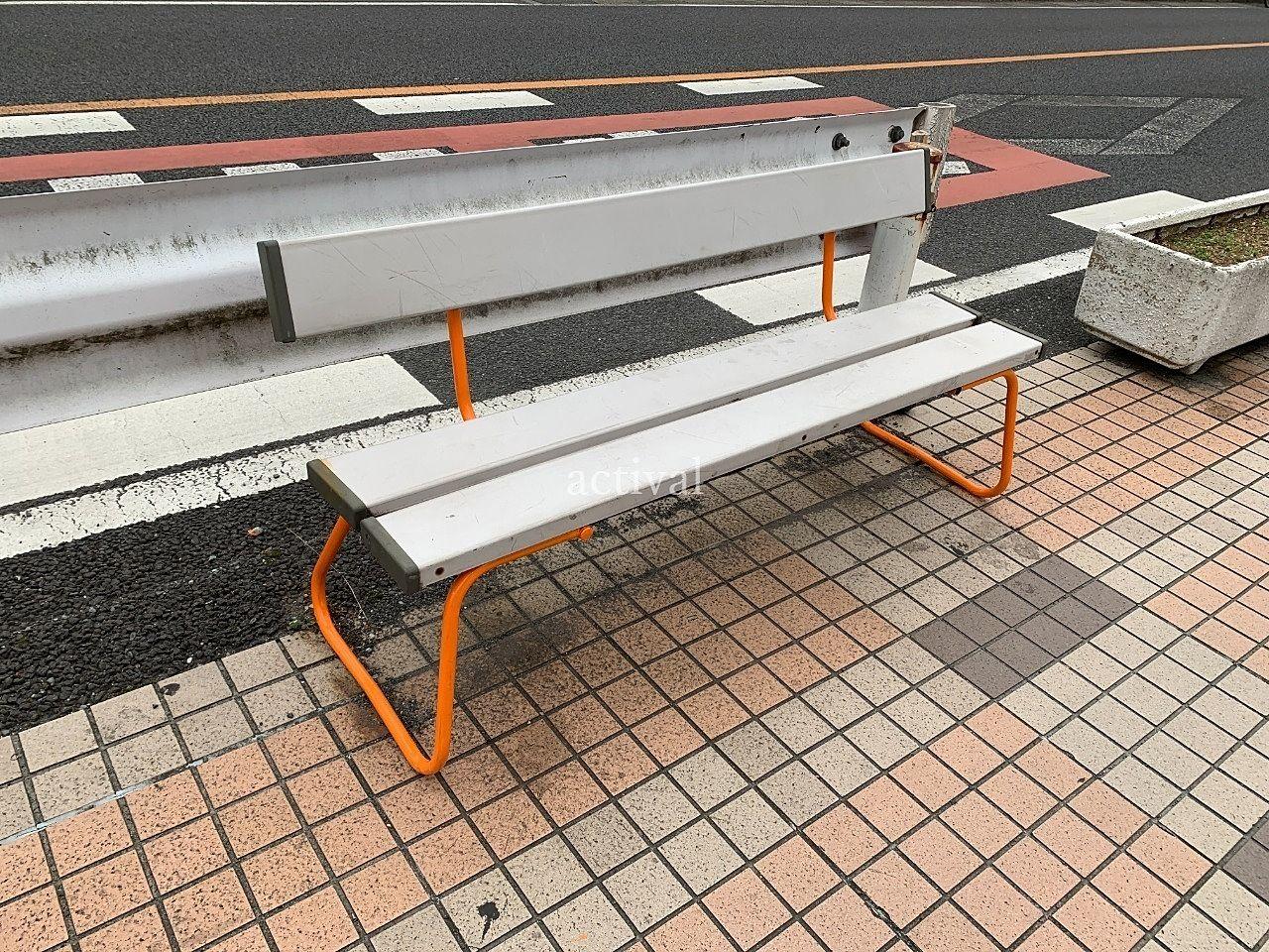 ア・ス・ヴェルデのベンチ脚を塗装しました!! ~テナントビルのオーナー業務㊵~