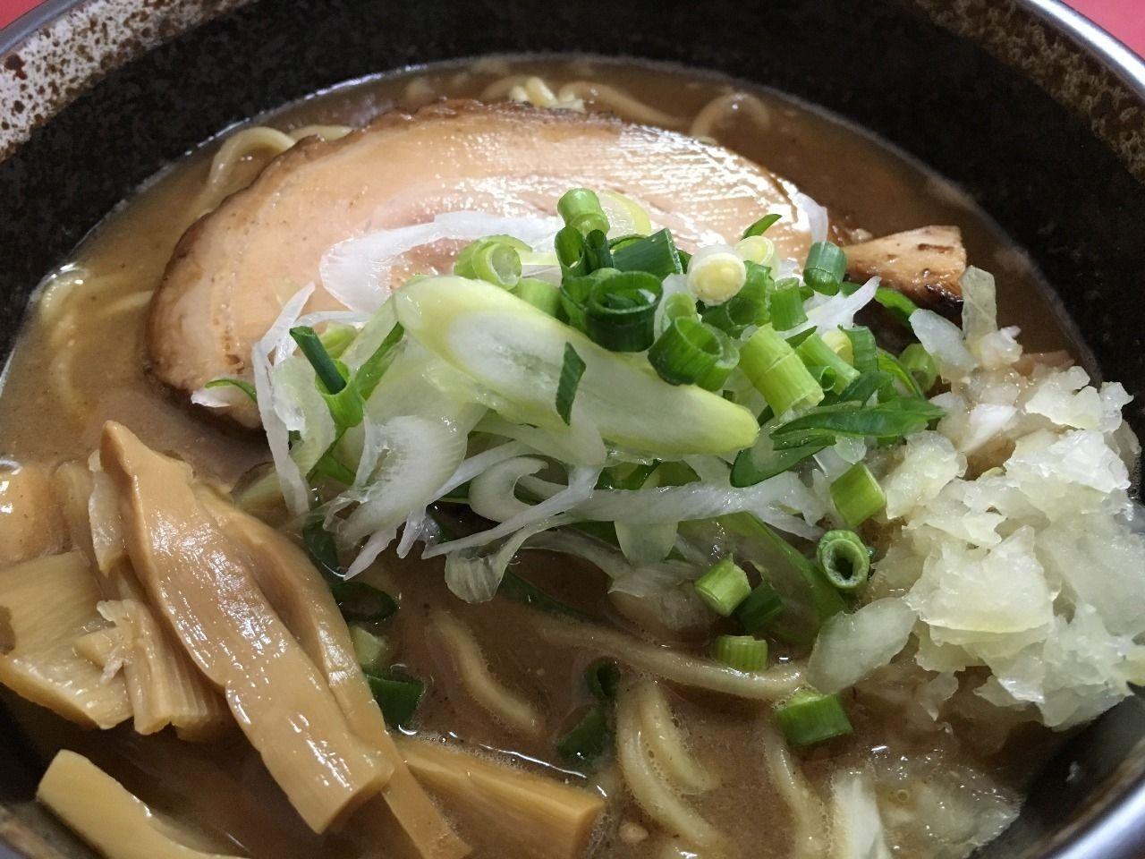 自家製麺 義匠 森田製麺所さん1番人気の義匠麺です!