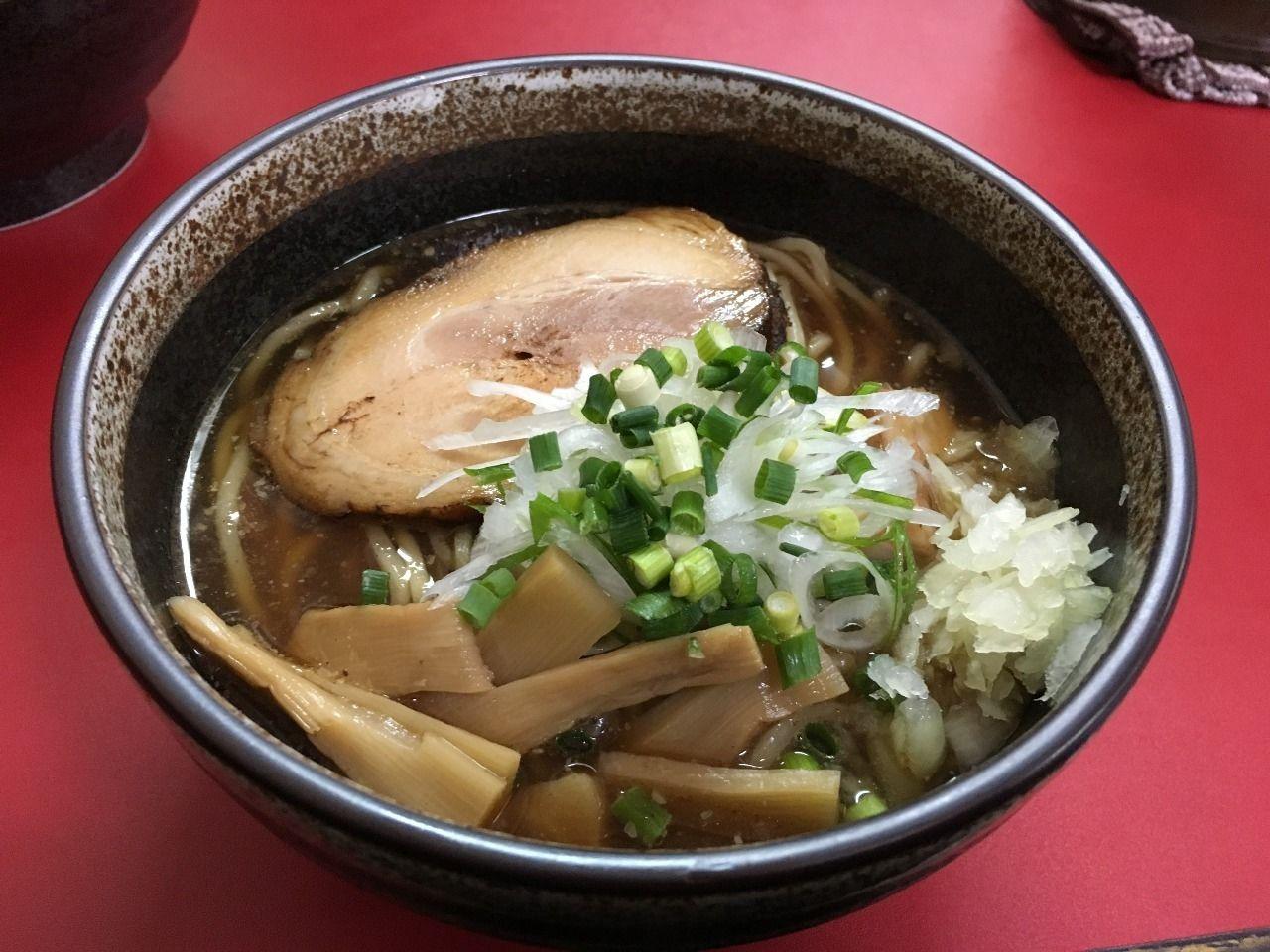 自家製麺 義匠 森田製麺所さんの昆布出汁魚介麺です!