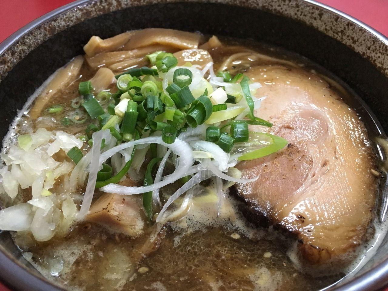 自家製麺 義匠 森田製麺所さんの魚介麺は魚介の旨みがあります!