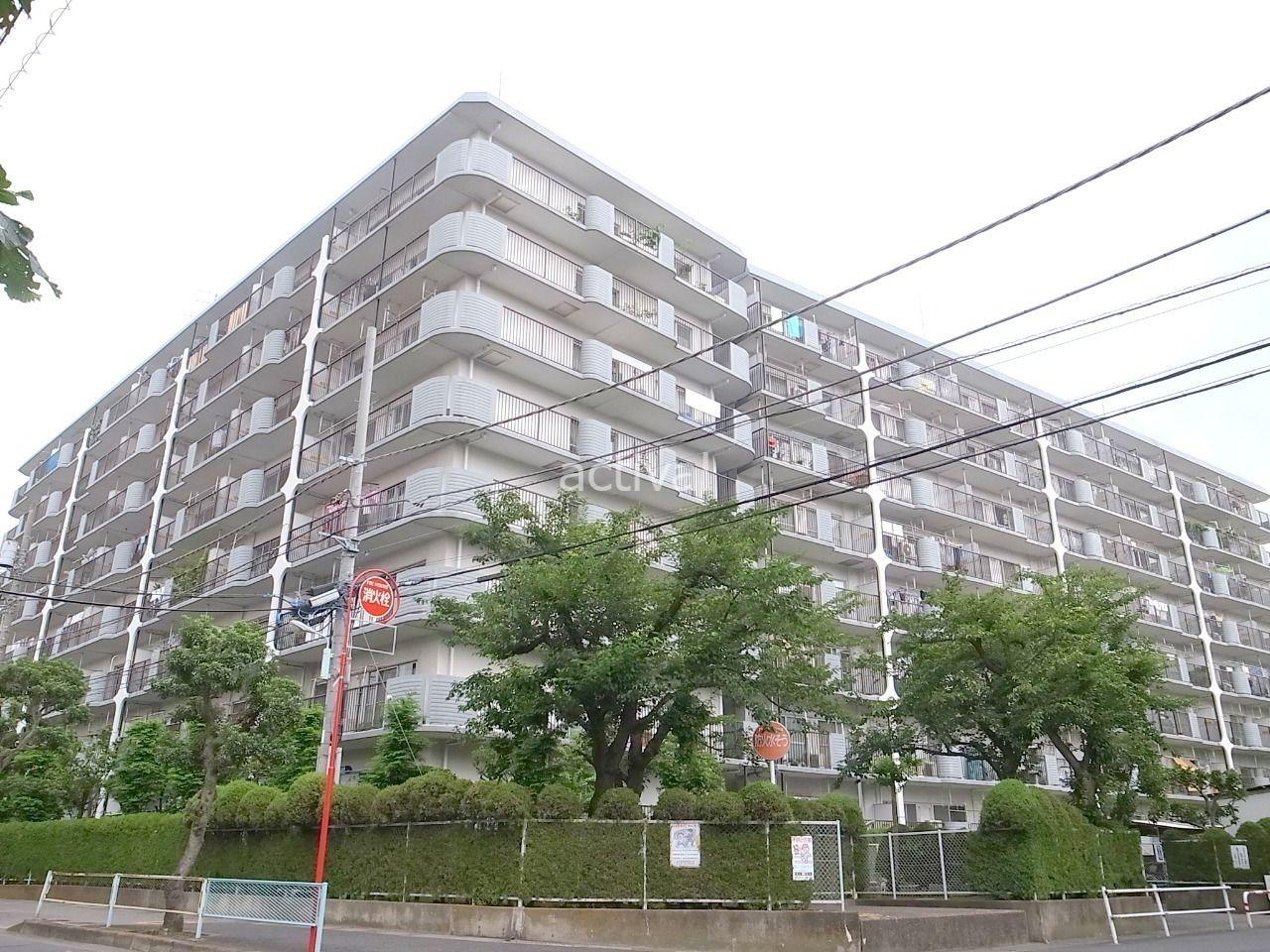 リフォーム前提で販売した築年数30年のマンション。販売開始から1ヶ月でご成約となりました。