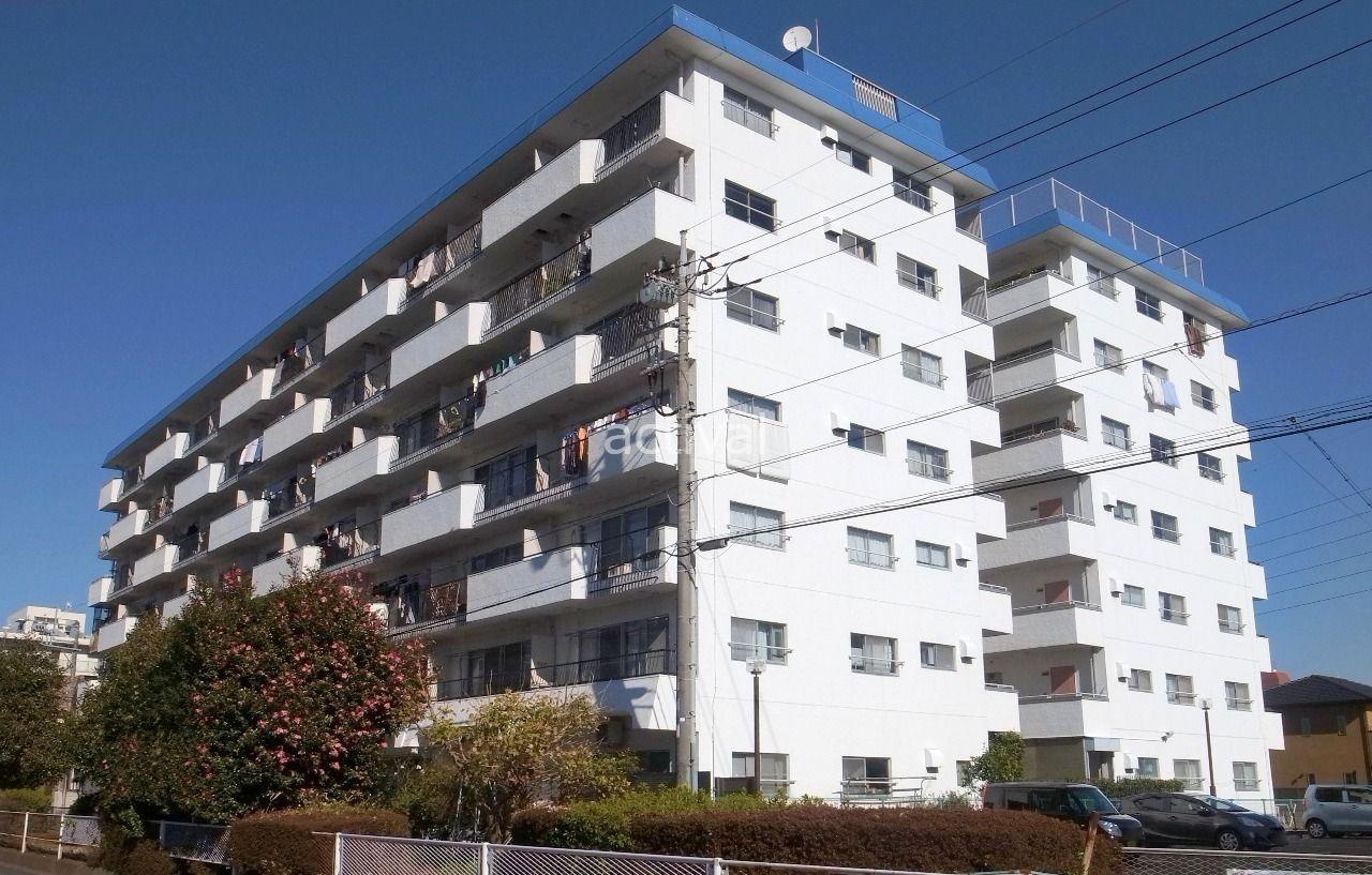 築年数が40年のマンションであっても近隣の競合するマンションと比較しながら価格設定をした結果、販売から1週間でご成約となりました。