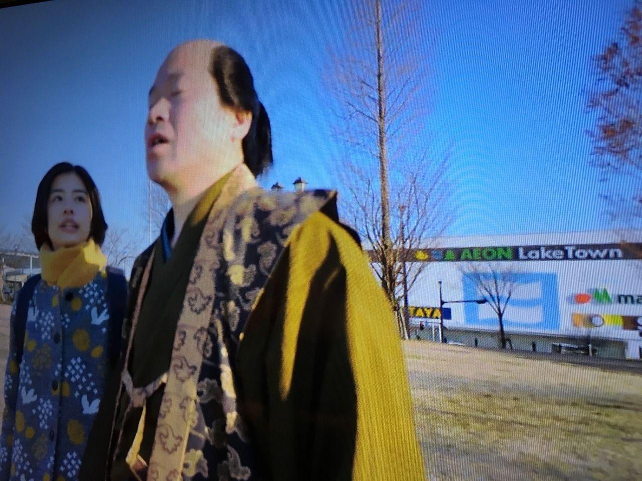 越谷サイコーのドラマでの越谷レイクタウンです!!